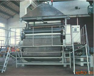 HG型滚筒刮板干燥机