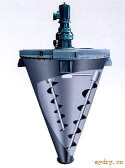 DSH系列双螺杆锥形混合机